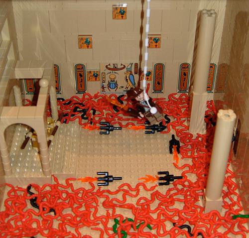 Lego Brick Fair Indiana Jones