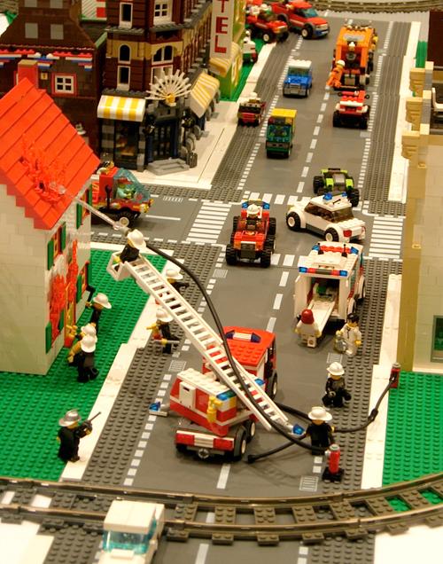 Lego Brick Fair Firemen