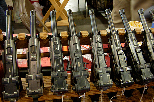 Lugers and mausers