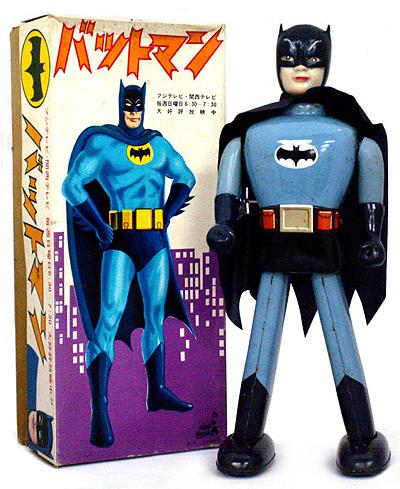 Windup Batman