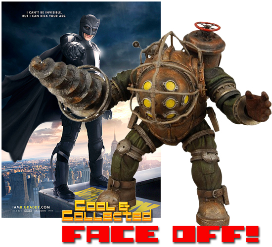 Friday Face Off Who S Your Big Daddy