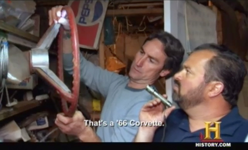 American Pickers Smooth Operator episode