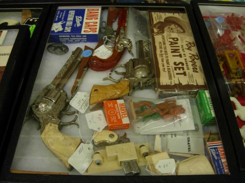 dc big flea western memorabilia
