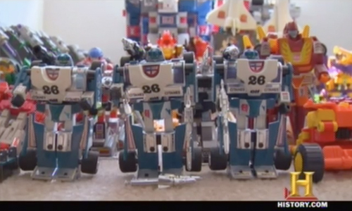 pawn stars transformers collection