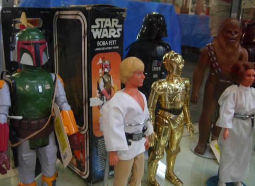 "kenner 12"" star wars figures dolls"