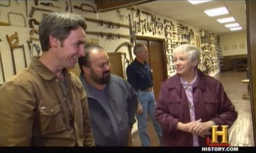 american pickers one pony town picking mama
