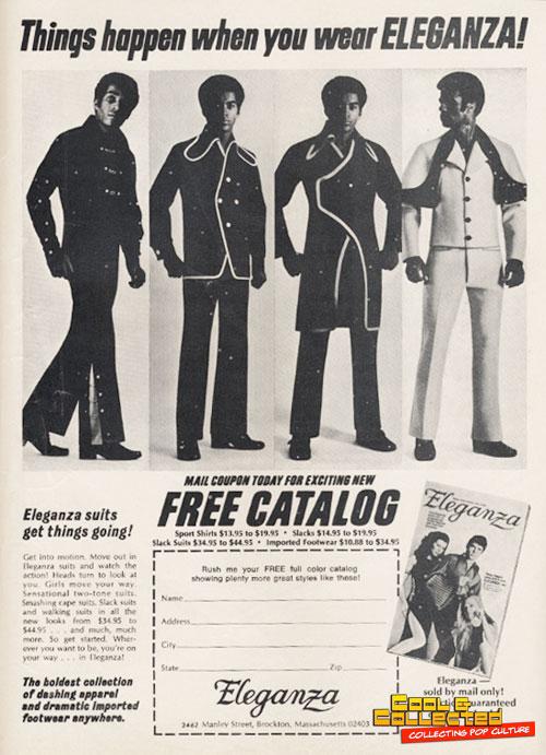 vintage eleganza advertisement
