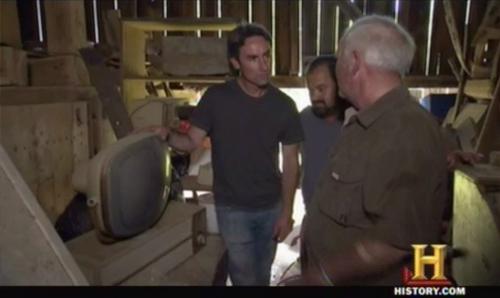 american pickers philco television