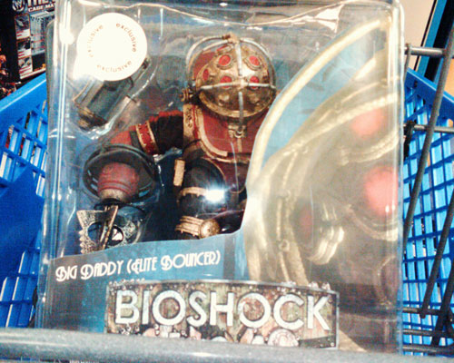 bioshock big daddy from Neca Toys