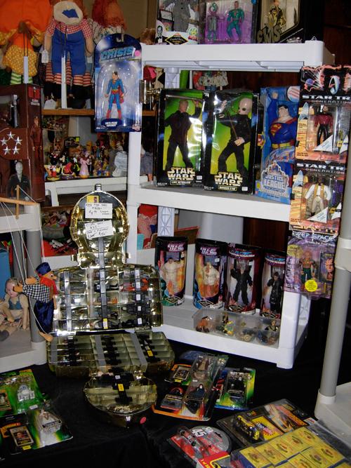 dc big flea star wars toys