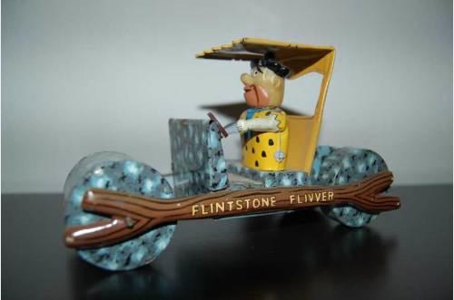Flintstones flivver Marx toy
