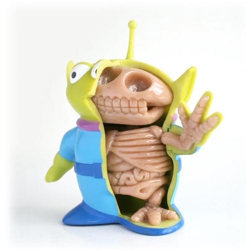 freeny toy story alien anatomy