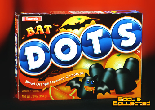 halloween dots candy