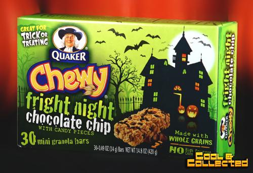 halloween granola bars