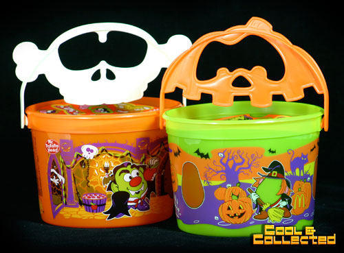 halloween mcdonalds bucket