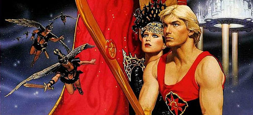 dino de laurentiis Flash Gordon
