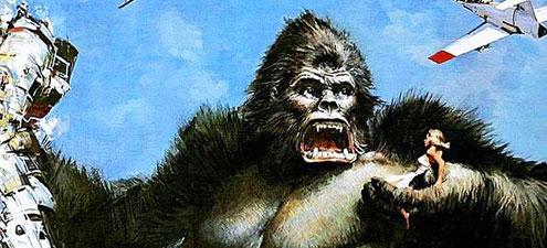 dino de laurentiis King Kong