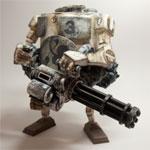 threeA toys robot