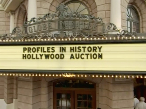 hollywood treasure auction