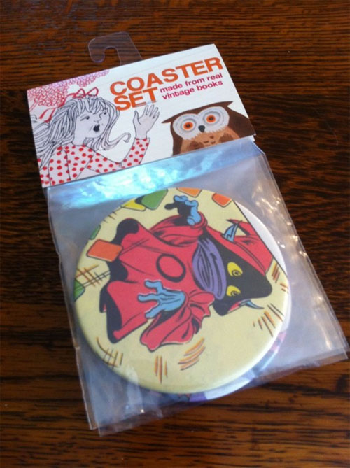 masters of the universe He-Man coasters