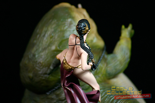 sideshow collectibles statue detail