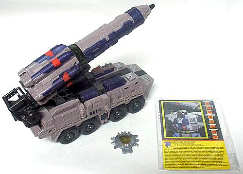Botcon 2006 Darksyde Megatron