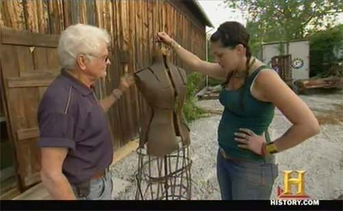 american pickers danielle colby cushman