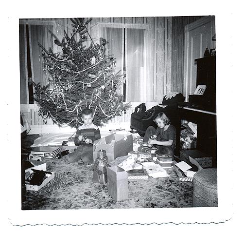 christmas 1956 robot