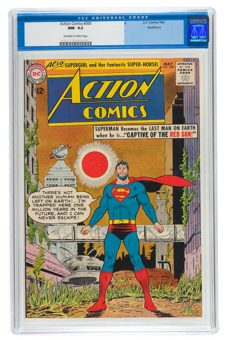 hakes superman action comics