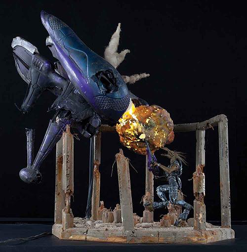 Halo 3 Believe diorama