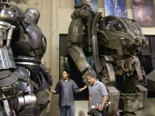 hollywood treasure iron man and avatar suits