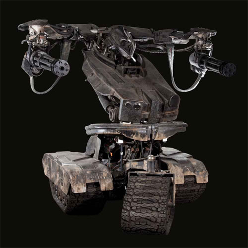 terminator salvation drone