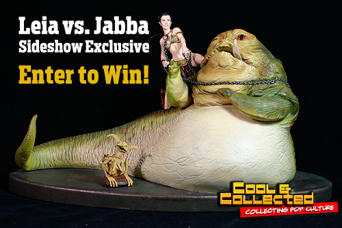 win a star wars sideshow statue