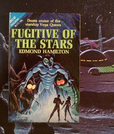 ace double sci-fi paperback