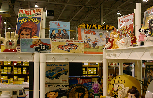 greenberg train and toy show - vintage Toys for sale