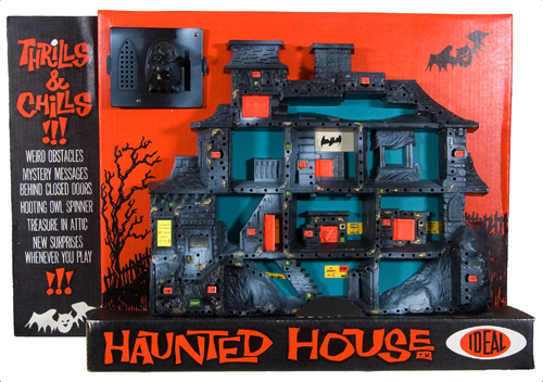ideal haunted house