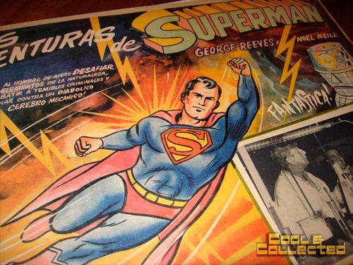 mexican lobby cards - Superman