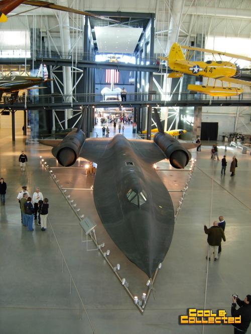 air and space museum sr-71 blackbird