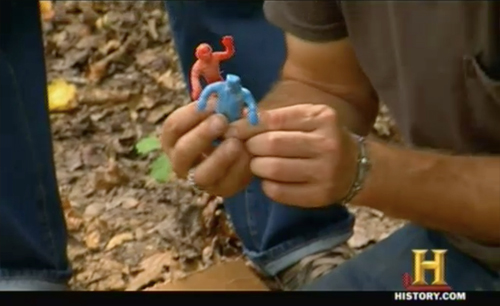 american pickers - keep out - toys