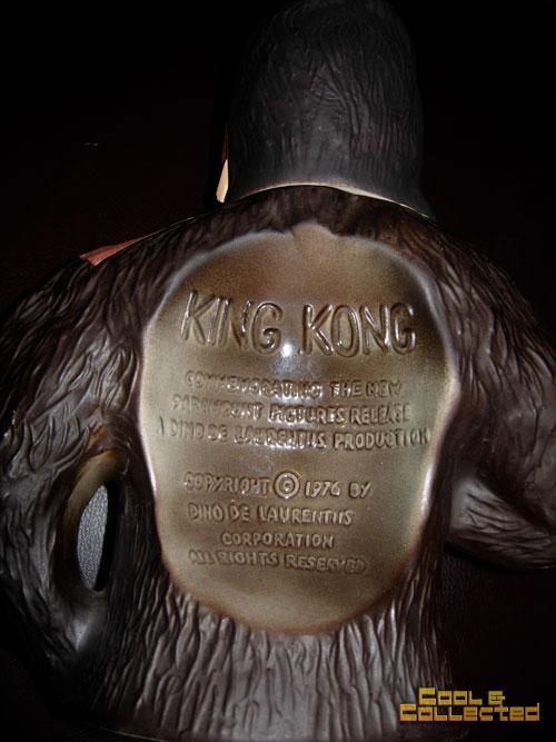 king kong jim beam dino delaurentiis decanter