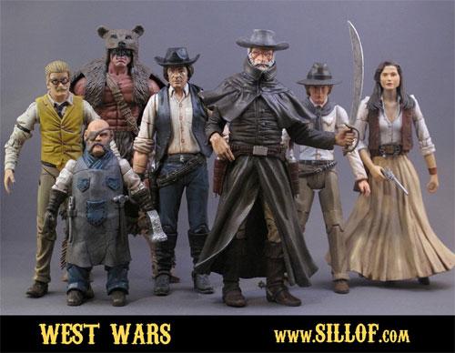 star wars_western action figures siloff