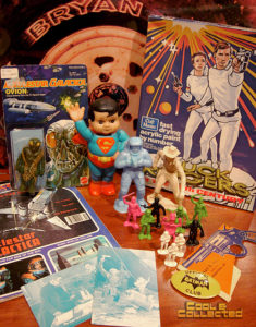 vintage pop culture items