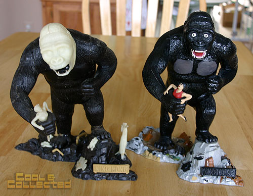 aurora king kong models
