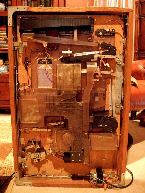 Vintage Nishijin pachinko machine