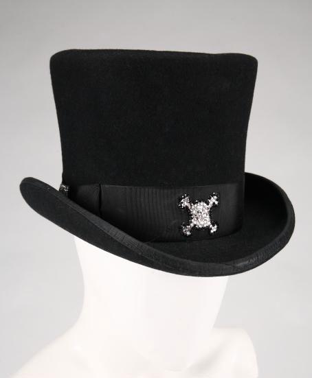Guns n Roses Slash top hat