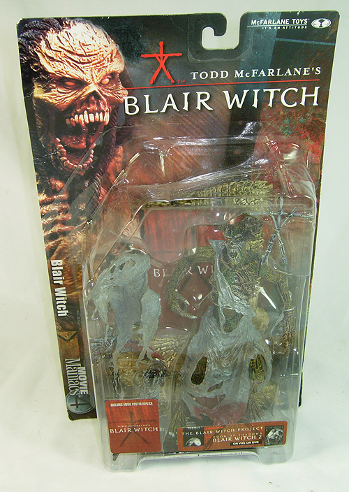 McFarlane Blair Witch action figure
