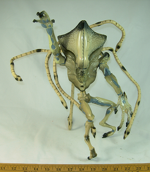 independence day alien action figure