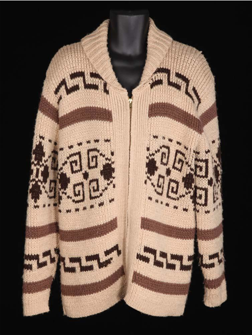 big lebowski sweater movie prop