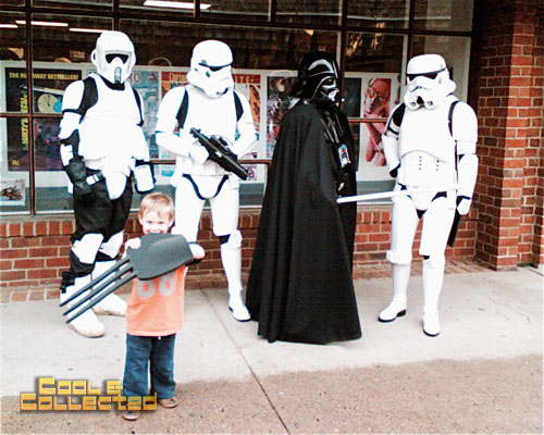 free comic book day -  star wars stormtroopers