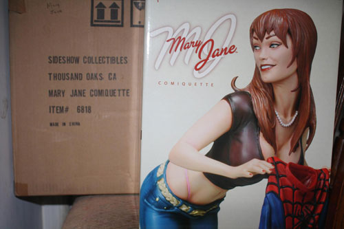sideshow collectibles statue